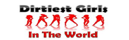 Dirtiest Girl in the World Logo